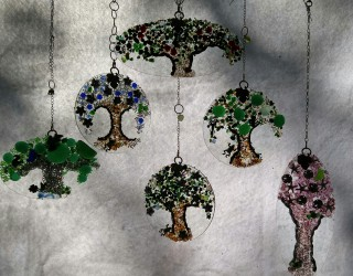 Savannah Oaks Suncatcher